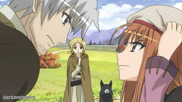 Spice and wolf kiss episode